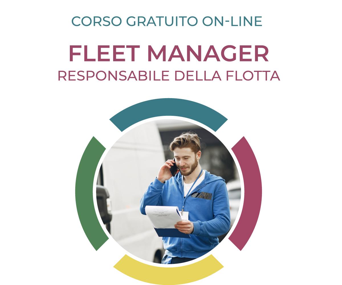 fleet manager responsabile della flotta; corso logistica; formazione logistica; logistica;