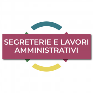 segreterie e lavori amministrativi