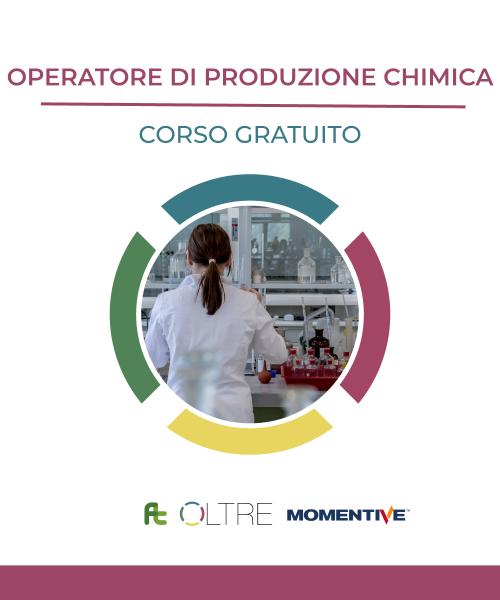operaio di produzione chimica